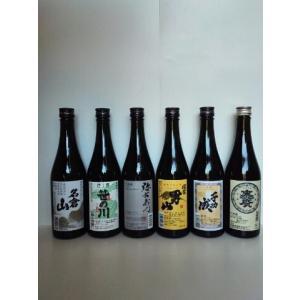 日本酒 飲み比べセット 福島の地酒 今宵一献!福島の地酒6本セット|yunokawa|12