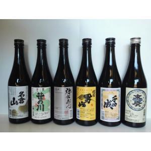 日本酒 飲み比べセット 福島の地酒 今宵一献!福島の地酒6本セット|yunokawa|09