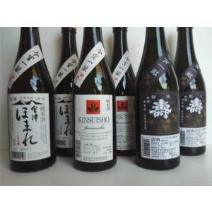 日本酒 飲み比べセット 福島の地酒 今宵一献!福島の純米酒6本セット|yunokawa|03