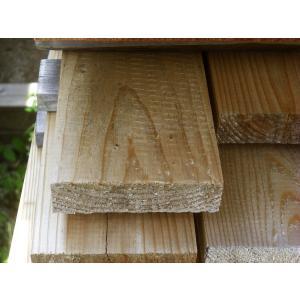 杉板 ウッドデッキ材 ヒットミス(削り残し)、反り、シミによる 二等材 2メートル×27mm×100mm 10枚組|yunoki|02