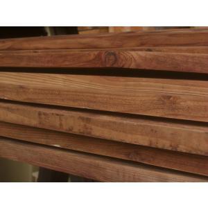 杉板 ウッドデッキ材 ヒットミス(削り残し)、反り、シミによる 二等材 2メートル×27mm×100mm 10枚組|yunoki|04