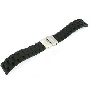 「ルミノックス LUMINOX 向け」 輸入王オリジナル ラバーベルト オリジナルパターン2 社外品 22/20mm メンズ 腕時計用|yunyuuoh