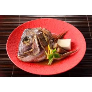 御中元 ゆら鯛 鯛 温めるだけ晩酌セット(鯛兜煮 2P・鯛酒蒸 3P)|yuradai-store