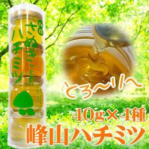 峰山ハチミツ はちみつ さぬきハチミツ4種 香川県産|yurakuya-udon