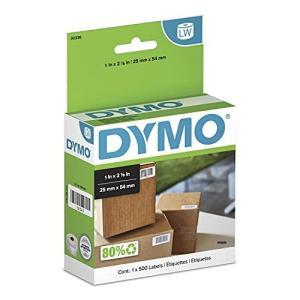 DYMO 30336 Multi-Purpose Labels (White) [並行輸入品] yurando1112