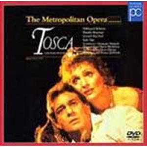 メトロポリタン・オペラ プッチーニ/歌劇「トスカ」全曲 [DVD]|yurando1112
