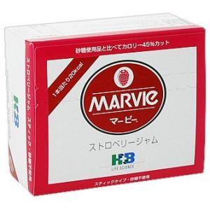 H+Bライフサイエンス マービーストロベリー 13gX35包|yurando1112