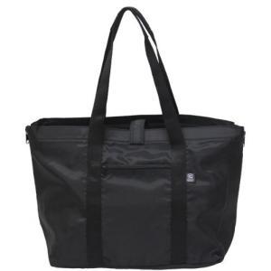 レジかごトートバッグ ブラック|yurando1112