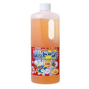 コモライフ バイオでぬめりドーン1000ml 掃除 洗浄 洗剤 臭い 汚れ 排水口 ぬめり取り 排水管の奥まで洗浄 効果約1年|yurando1112