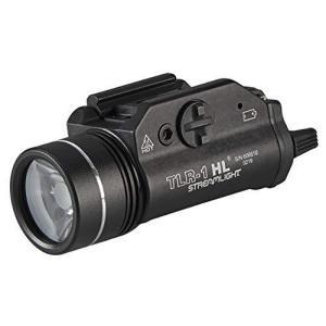 ストリームライト STREAMLIGHT TLR-1 HL 630ルーメンス 並行輸入品 (黒)|yurando1112