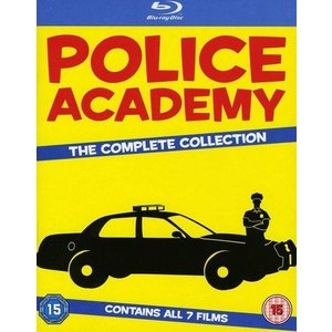 Police Academy 1-7-The Complete Collection [Blu-ray] [Import]|yurando1112