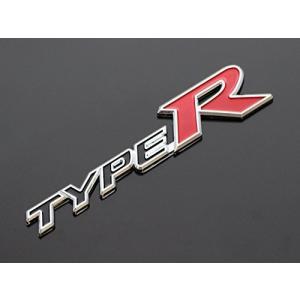 TYPE-R エンブレム ブラック タイプR ホンダ シビック CIVIC フィット FIT yurando1112