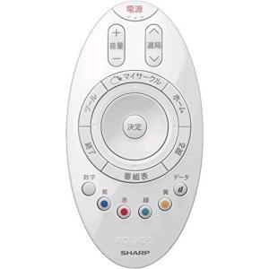 シャープ(SHARP)液晶テレビ 純正リモコンGA982WJSA(0106380357) yurando1112