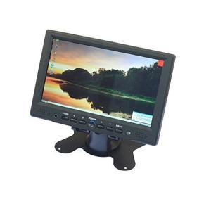 [Oriign] 7インチ HDMI液晶オンダッシュモニター 薄型/HDMI/WSVGAI対応 日本語システム バックモニター 防犯モニター パソコン yurando1112