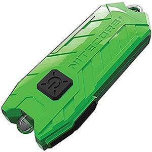 NITECORE ナイトコア TUBE USB充電式キーライト45ルーメン 緑色|yurando1112