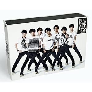 BEST of Kis-My-Ft2 (CD3枚組+DVD2枚組)(初回盤A)|yurando1112