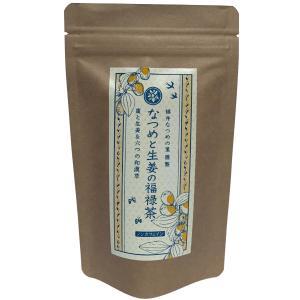 なつめと生姜の福禄茶 2g×10袋入り 国産|yuru-yakuzen