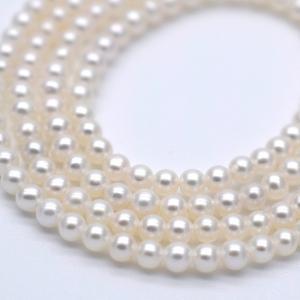 極小 淡水パール ラウンド 1粒 2mm 素材 パーツ ポイント消化 本真珠 丸 素材 パーツ ハンドメイド|yusa-jewelry