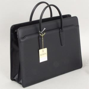 GUSTO(ガスト) 日本製 豊岡製鞄 ブリーフケース メンズ ビジネスバッグ A4F 39cm No22034-01 クロ  ... yusyo-shopping