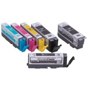 Color Creation キャノン BCI-350351互換 インクカートリッジ 5色パック 交換用タンクセット CF-C351XL/5P TS ._ yusyo-shopping