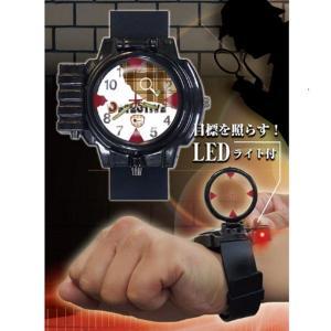 [YS]名探偵ウォッチ 名探偵コナン風 LED付き[メール便発送、送料無料、代引不可]