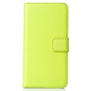 本革 iPhone6/6s対応 レザーケース 《グリーン》 スマホケース .|yusyo-shopping