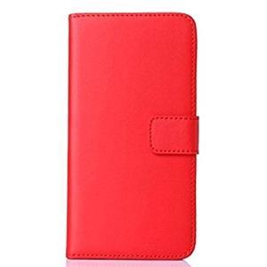 本革 iPhone6/6s対応 レザーケース 《レッド》 スマホケース .|yusyo-shopping