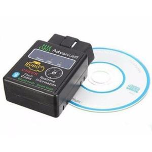 HH OBD 車両診断機 ELM327搭載 Bluetooth スキャン スキャナー .|yusyo-shopping