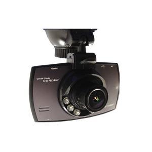 駐車監視機能 液晶ドライブレコーダー いたずら防止機能 高画質 暗視 Gセンサー 広角 カーセキュリティ 車用ビデオカメラ ..|yusyo-shopping