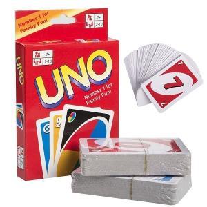 UNO ウノ カードゲーム 英語版 ._