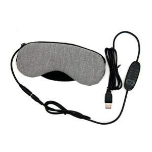 USB 電熱式 ホットアイマスク ラベンダーの香り タイマー設定 温度調節 .