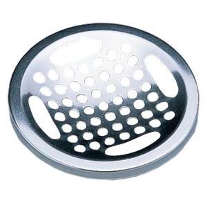 ほとんどの排水口にぴったり! 流し用ステンレス目皿 ゴミ受け/蓋 SP-201  ._|yusyo-shopping