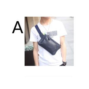 ボディバッグ メンズ ショルダーバッグ バッグ カジュアル シンプル 鞄|yutaka-s