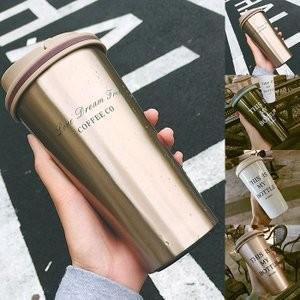 水筒 カップ 直飲み ステンレスボトル 水筒 魔法瓶 保温 便利 オシャレGZAH-AL60|yutaka-s