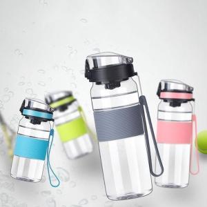 水筒 直飲み プラスチックボトル 水筒 軽い 便利 オシャレ スポーツ 運動GZAH-AL79|yutaka-s