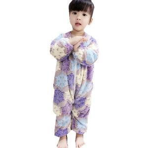 98cca09f0ff15 韓国子供服 キッズ ベビー パジャマ カバーオール 可愛い オールインワン 冬 防寒着 厚手 寝巻き 女の子 男の子 ユニセックス
