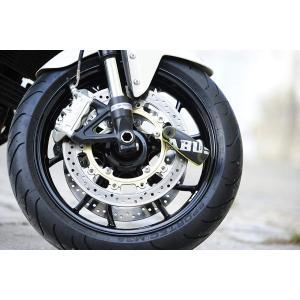 ABUS(アブス) バイク用ディスクロック ピクセルイエロー ディテクト7000RS1 (Detec...