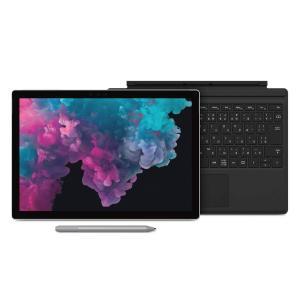 Microsoft ストア限定3点セット:Surface Pro 6 (プラチナ) + 専用 タイプ...