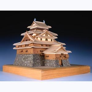 松江城 ウッディージョー 1/150木製模型 別名千鳥城 送料無料 ポイント10倍   楽天ランキング1位獲得 yutoriplan