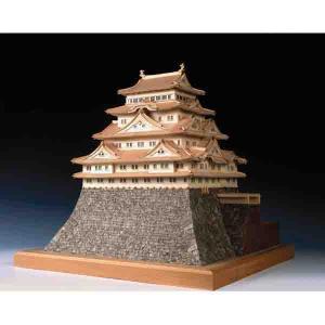名古屋城 ウッディージョー 1/150木製模型 送料無料 ポイント10倍  楽天ランキング1位獲得 yutoriplan