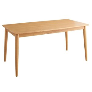 天然木タモ無垢材ダイニングunicaユニカ テーブル幅150  楽天ランキング1位獲得 yutoriplan