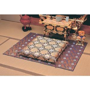 御前安全マット大 荘厳で格調高い金襴仏壇前の焼け焦げ防止に  楽天ランキング1位獲得|yutoriplan
