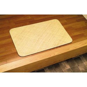 籐 本手織りあじろ編みマット 90×180  楽天ランキング1位獲得 yutoriplan