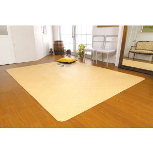 籐本手織りあじろ編みカーペット 3畳 yutoriplan