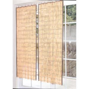 竹すだれカーテン 100×170 2枚組  楽天ランキング1位獲得|yutoriplan