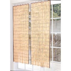 竹すだれカーテン 200×170 1枚 天然素材で木陰のぬくもり  楽天ランキング1位獲得|yutoriplan