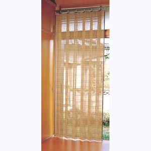 竹すだれカーテン 100×220cm  楽天ランキング1位獲得|yutoriplan