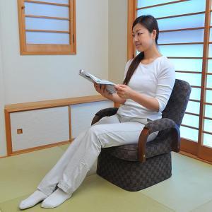 高さ3段階調整ダイニングこたつ用 回転座椅子 楽天ランキング獲得|yutoriplan