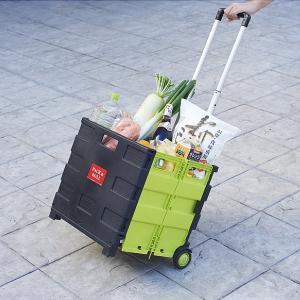 折りたたみボックスカート|yutoriplan