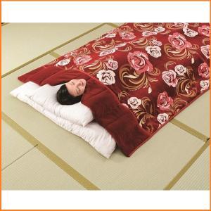 東レマッシュロン混用 2枚合わせ襟くり毛布 3色組|yutoriplan